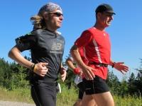 Marathon - alleine oder in Begleitung?