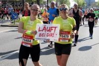 Mehr Frauen-Power beim Marathon