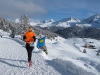 Wie wäre es mit einem echten Wintermarathon?