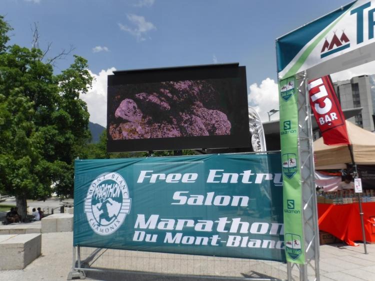 Sommer am Mont Blanc - Laufberichte - Marathon