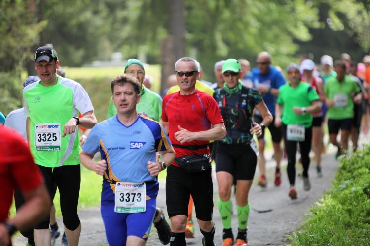 rennsteig herbstlauf 2019
