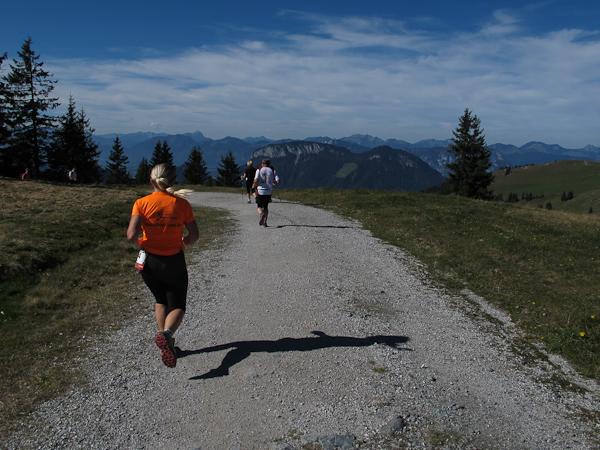 Der Berg groovt - Laufberichte - Marathon